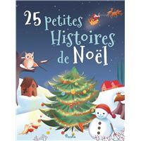 25 petites histoires de Noel