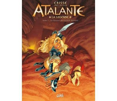 Atalante T07 - Le Dernier des Grands Anciens
