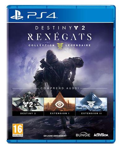 Destiny 2 Renégats PS4
