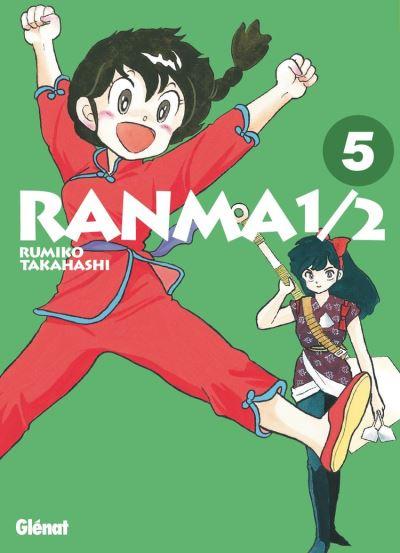 Ranma 1/2 - Édition originale - Tome 05 - 9782331048807 - 6,99 €