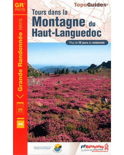 Tours dans la montagne du haut-languedoc - Federation Francaise De Randonnee Pedestre