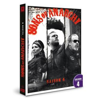 Sons of AnarchySons of Anarchy - Coffret intégral de la Saison 4 DVD