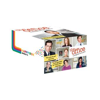 The OfficeCoffret The Office L'intégrale DVD