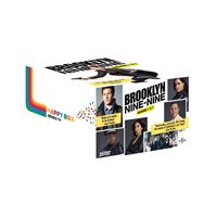 Coffret Brooklyn Nine-Nine Saisons 1 à 7 DVD