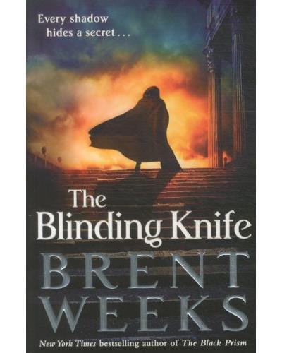 Lightbringer 02. the blinding knife