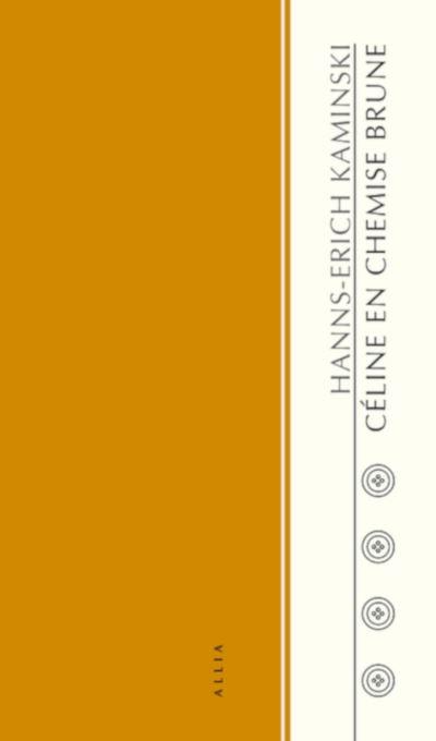 Céline en chemise brune - Le Mal du présent - 9791030410594 - 3,99 €