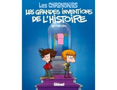Chronokids - Les grandes inventions de l'Histoire