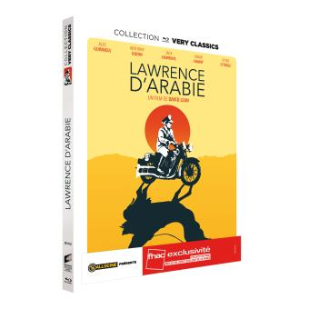 Lawrence d'Arabie Exclusivité Fnac Blu-ray