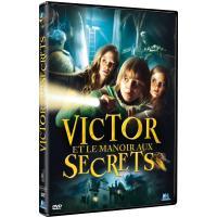 Victor et le manoir aux secrets DVD