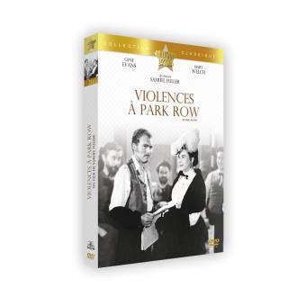 Violences à Park Row Exclusivité Fnac DVD