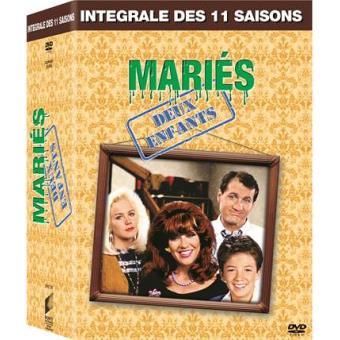 Mariés, deux enfantsMariés, deux enfants - Coffret intégral de la série - Edition Spéciale Fnac