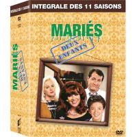 Mariés, deux enfants - Coffret intégral de la série - Edition Spéciale Fnac