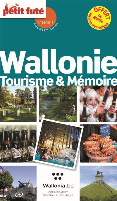 Wallonie 2014 petit fute + numerique