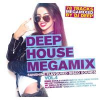 Deep house megamix/vol 4 sunshine flavoured disco sounds
