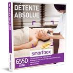 SMAR Coffret cadeau Smartbox Détente absolue
