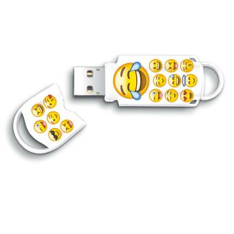 Clé USB 2.0 Integral Xpression Drive Emoji 8 Go