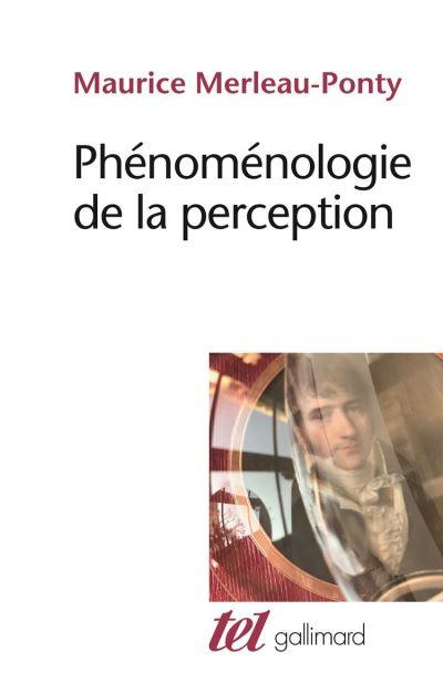 Phénoménologie de la perception - 9782072175763 - 15,99 €
