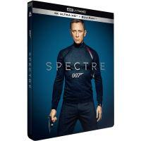 007 Spectre Steelbook Edition Limitée Blu-ray 4K Ultra HD