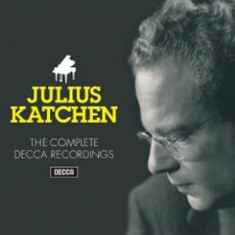 The Complete Decca Recordings Coffret Cap Box