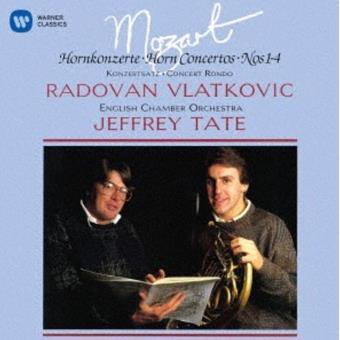 Mozart : Horn Concertos numéro 1
