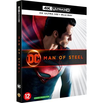 Man of SteelMAN OF STEEL-BIL-BLURAY 4K