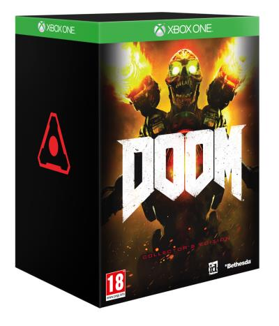 Doom Edition Collector Xbox One