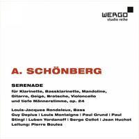 Schöenberg : Sérénade Opus 24