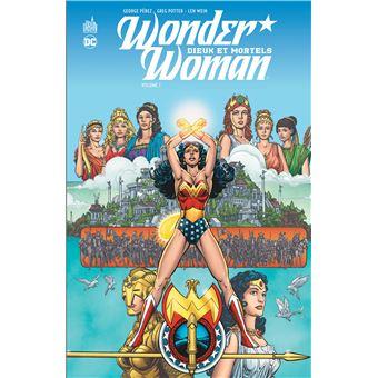 Wonder Woman - Wonder Woman, T1