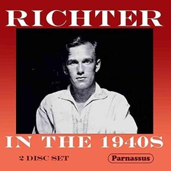 Richter in the 40's