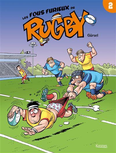 Les Fous furieux du rugby