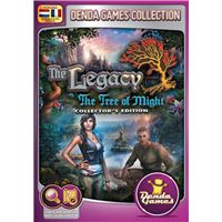THE LEGACY 3 - THE TREE OF MIGHT COLLECTOR FR/NL PC