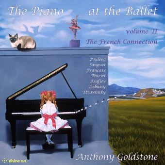 Piano at the ballet volume 2