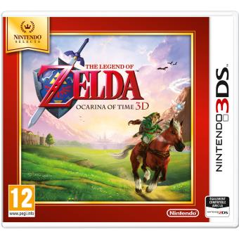 The legend of zelda ocarina of time 3d 3ds jeux vid o for Achat maison zelda
