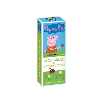 Les incollablesLes incollables - Mon année de moyenne section avec Peppa Pig