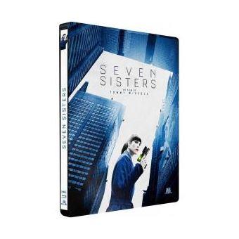 Seven Sisters Steelbook Blu-ray