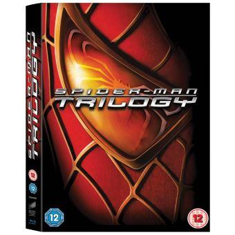Spiderman Trilogy (3 DVD)  - Box
