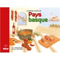 Les bonnes recettes du Pays  basque