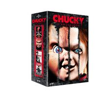 Coffret Chucky L'Anthologie DVD