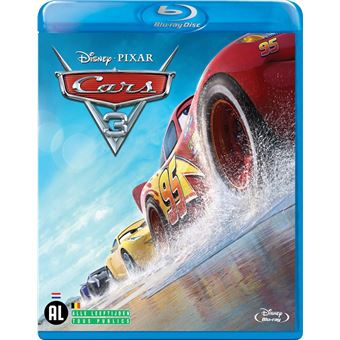 CARS 3-BIL BLURAY