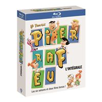 Les Pierrafeu L'Intégrale de la Série TV Blu-ray