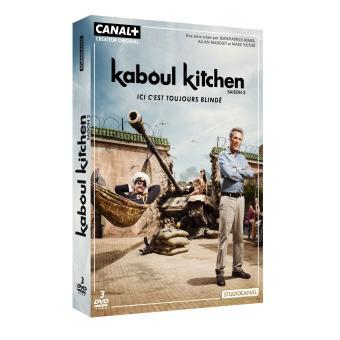 Kaboul KitchenCoffret intégral de la Saison 2 - DVD