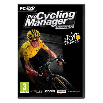 pro cycling manager 2017 pc jeux vid o achat prix fnac. Black Bedroom Furniture Sets. Home Design Ideas