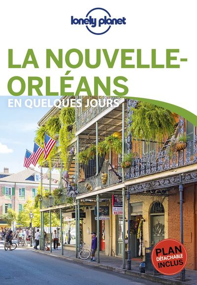 La Nouvelle-Orléans En quelques jours 2ed