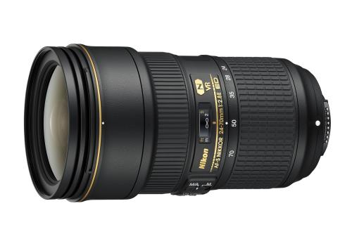 Nikon 24 - 70 mm f/2.8 ED