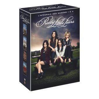 Pretty Little LiarsCoffret Pretty Little Liars Saisons 1 à 4 DVD