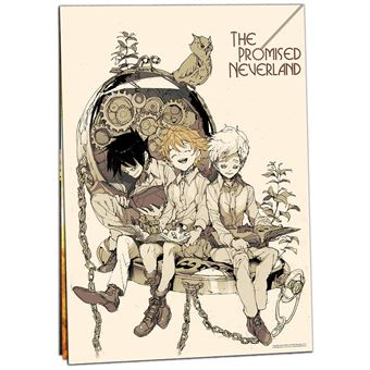 Calendrier Manga 2020.The Promised Neverland Calendrier 2020