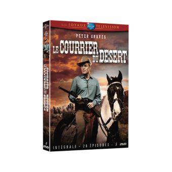 Le Courrier du désertLe Courrier du désert L'intégrale DVD