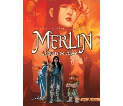Merlin la quête de l'épée Intégrale 2 - T4 et 5