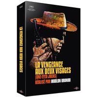 La Vengeance aux deux visages Edition Prestige 3 Limitée Combo Blu-ray DVD