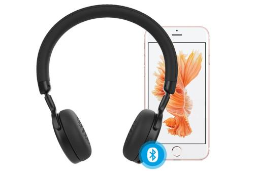 Casque Bluetooth Ryght Singer Noir